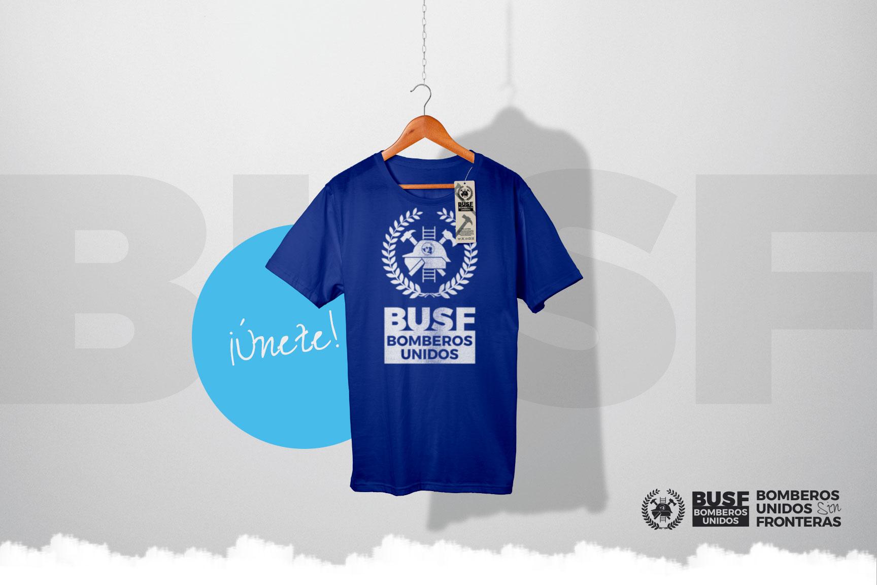 BUSF Ayuda Socio Voluntario