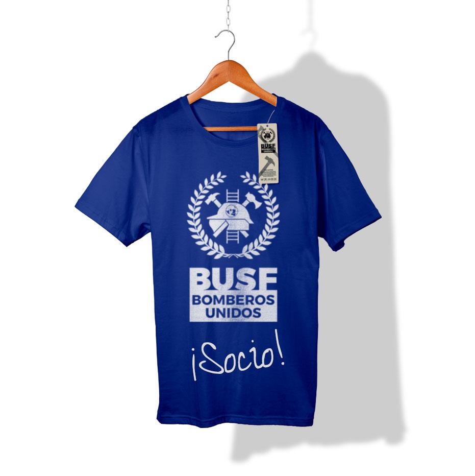Socio BUSF- Ponte la camiseta