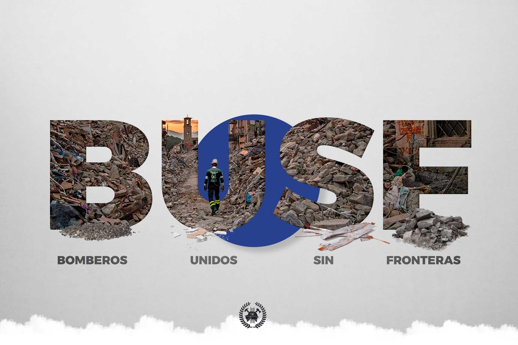 BUSF-Bomberos Unidos Sin Fronteras