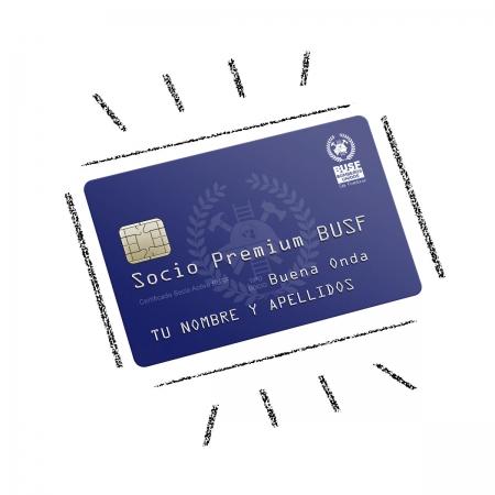 Socio BUSF Premium