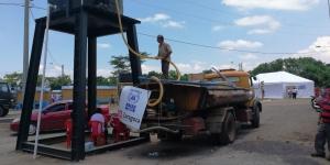 Guatemala: abasteciendo de agua potable los albergues