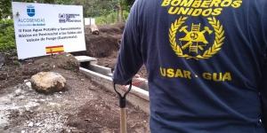 Avanza la II Fase de agua y saneamiento en Panimache, Guatemala