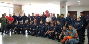 Intervención en incendios urbano-forestales, Ecuador