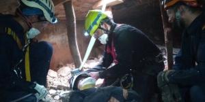Curso de salvamento y desescombro en Huelva