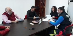 Fernán Nuñez y BUSF renovamos compromisos solidarios