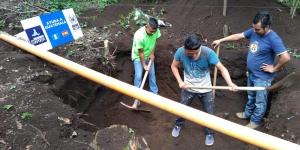Ampliación  y mejora del sistema de saneamiento en Panimache, Guatemala