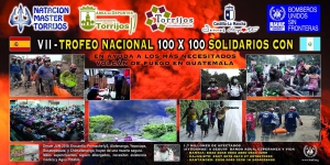 VII Trofeo Nacional 100×100 Solidarios con Guatemala