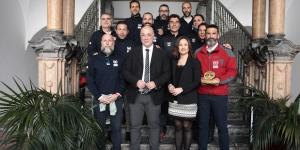 Reconocimiento a la labor de BUSF Córdoba
