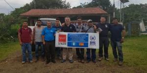 Reducción de la vulnerabilidad ante las erupciones del Volcán de Fuego, Guatemala