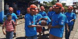 Equipados y formados los cuatro Equipos Comunitarios de Reducción de Desastres (ECORED)