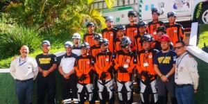 Formación en rescate vertical, Guatemala