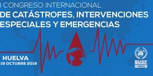 Abrimos plazo de inscripciones para el I Congreso de Catástrofes, Intervenciones Especiales y Emergencias