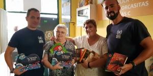Donación de libros infantiles