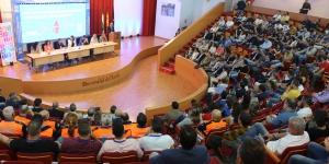 I jornada del Congreso Internacional en Huelva