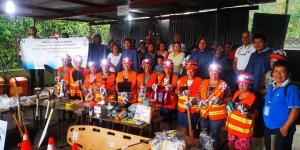 Concluimos proyecto de fortalecimiento integral ante desastres