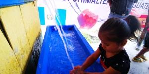 Morelia, Panimache II, Santa Sofia y El Porvenir ya disponen de agua potable para beneficio de sus familias