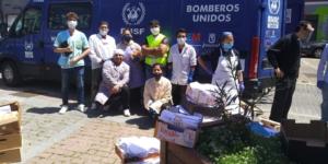 BUSF, Ayuda Alimentaria ante la emergencia por el COVID-19