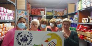 Nuestro homenaje a la Asociación PATO AMARILLO, del barrio de Orcasitas (Madrid)