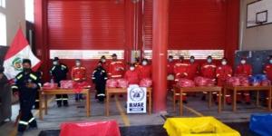 En BUSF continuamos con la lucha contra la pandemia en Perú