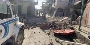ACTIVADO EL GRUPO DE INTERVENCIÓN EN CATÁSTROFE DE BOMBEROS UNIDOS SIN FRONTERAS TRAS EL FUERTE TERREMOTO EN HAITÍ