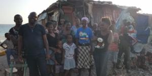 BUSF con Haití! El pueblo haitiano sigue sufriendo las consecuencias del terremoto del pasado 14 de Agosto.